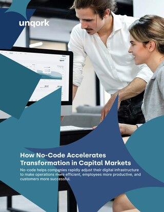 eBook: Capital Markets and No-Code