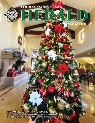 Four Seasons Hemet Herald December 2020