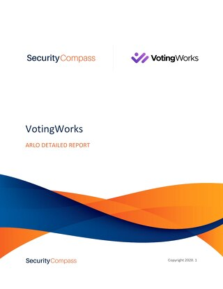 VotingWorks Security Compass ARLO Audit
