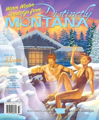 Distinctly Montana Winter 2021