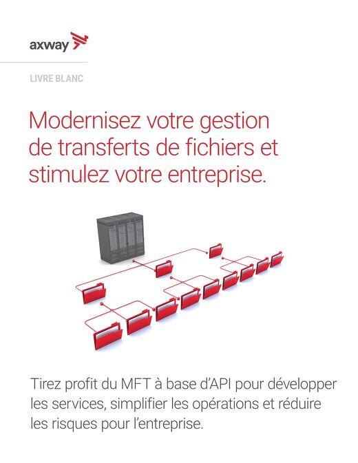 Modernisez votre gestion de transferts de fichiers et stimulez votre entreprise.