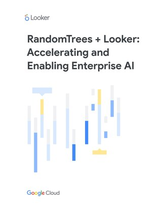 RandomTrees + Looker:  Accelerating and Enabling Enterprise AI