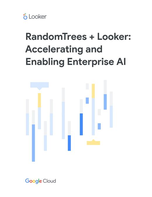 RandomTrees + Looker:  Accelerating and Enabling Enterprise AI