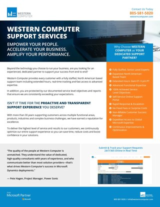 Western Computer Support Services