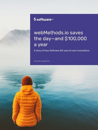 webMethods.io saves $100,000/year with fast migration to the cloud