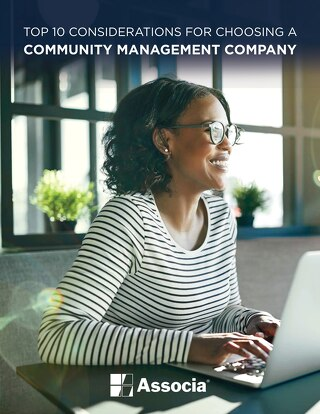 Top 10 Considerations for Choosing a Community Management Company