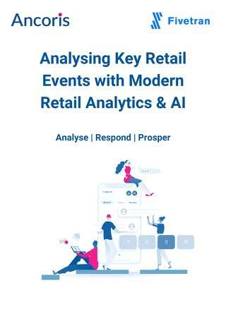 Analysing Key Retail Events with Modern Retail Analytics & AI