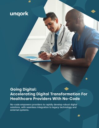 Going Digital: How No-Code Is Transforming Healthcare Providers