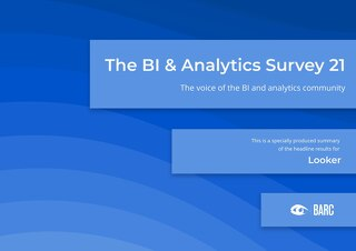 BARC: The BI & Analytics Survey 21 (English)