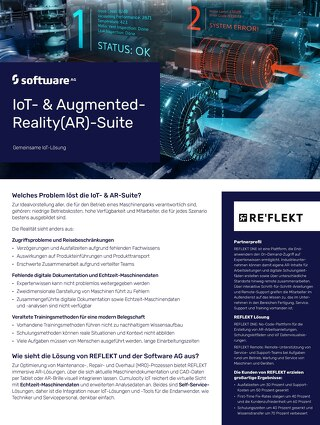 IoT- & Augmented-Reality(AR)-Suite