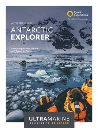 Antarctic Explorer: Discovering the 7th Continent with flights from Buenos Aires