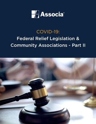COVID-19: USA Federal Relief Legislation & Community Associations - Part II