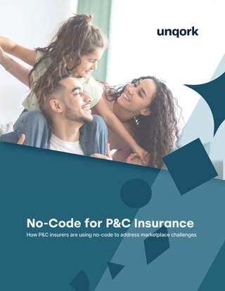 eBook: No-Code + P&C Insurance