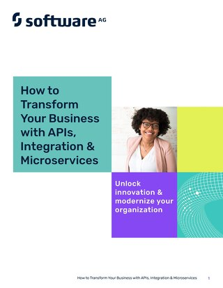 Transform Your Business With APIs, Integration and Microservices