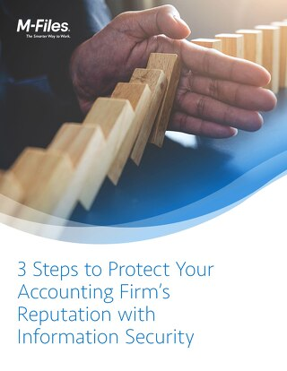 3 Steps to Protect Your Firm's Reputation with Information Security