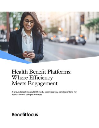 Health Benefit Platforms: Where Efficiency Meets Engagement
