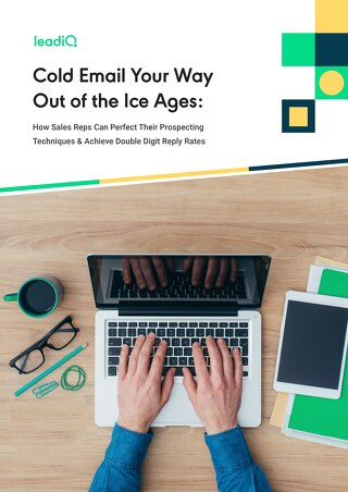 Cold Email Your Way Out of the Ice Ages