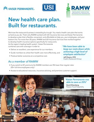 Kaiser Permanente RAMW Partnership