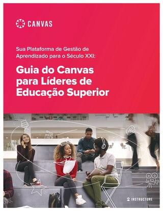 Guia do Canvas para Líderes de Educação Superior