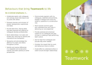 Teamwork Behaviors (EN)