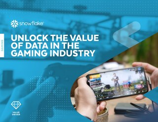 Unlock the Value of Data in the Gaming Industry