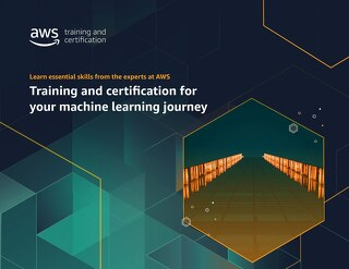 Training and certification for your machine learning journey