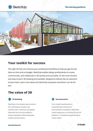 About SketchUp