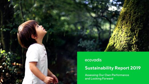 EcoVadis CSR/Sustainability Actions Report 2019
