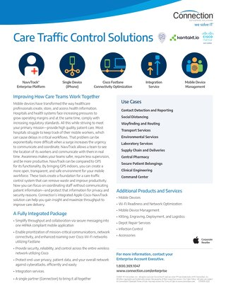 Care Traffic Control Solutions