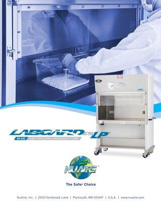 LabGard NU-640 Animal Handling Biosafety Cabinet