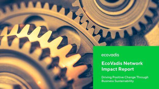 EcoVadis Network Impact Report