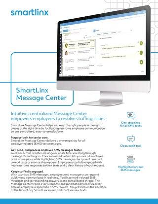 SmartLinx Message Center