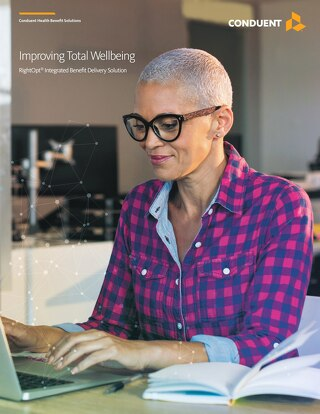 Improving Total Well-being: RightOpt® Integrated Benefit Delivery Solution