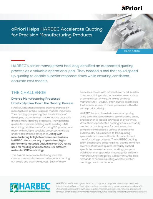 Harbec Case Study