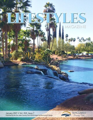 Sun Lakes Lifestyles Jan 2021