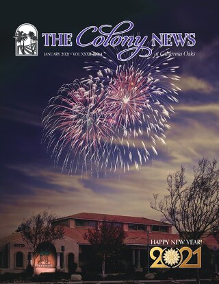 The Colony News January 2021