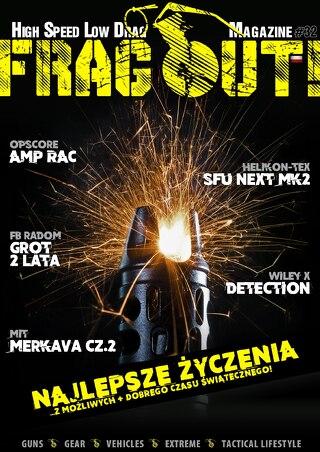 Frag Out! Magazine #32 PL