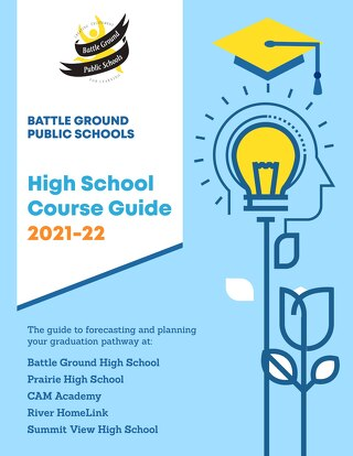 High School Course Guide 2021-22 BGPS
