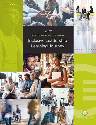 Inclusive Leaders Journey 2021