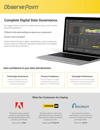 ObservePoint Overview (EMEA)