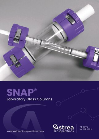 SNAP® Laboratory Glass Column Brochure