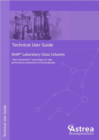 SNAP® Laboratory Glass Column Technical User Guide