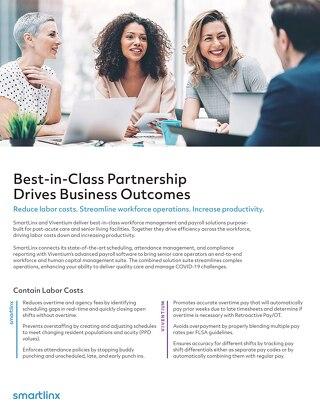 SmartLinx and Viventium Partnership