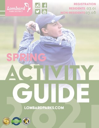 2021 Spring Activity Guide