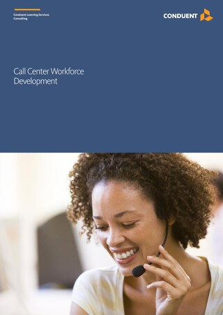 Call Center Workforce Development