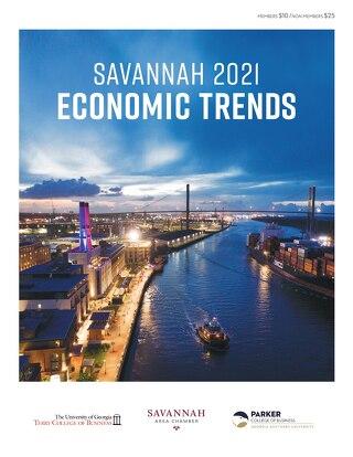 Savannah Economic Trends Brochure 2021