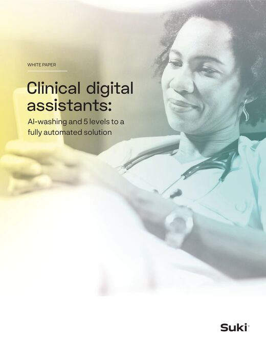 5 Stages of Clinical Digital Assistants