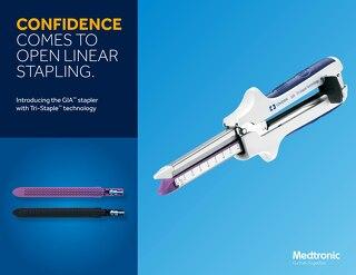 Presentation: GIA™ Stapler with Tri-Staple™ Technology