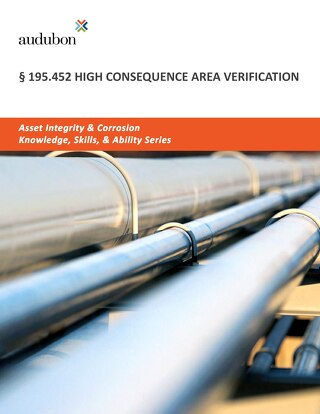 195.452 High Consequence Area Verification