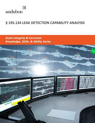 195.134 Leak Detection Capability Analysis